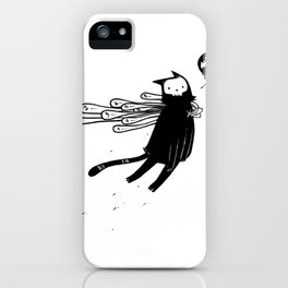 The Nine Lives of Victory iPhone Case