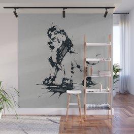 Splaaash Series - Animal King Ink Wall Mural