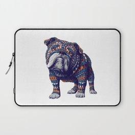 English Bulldog (Color Version) Laptop Sleeve