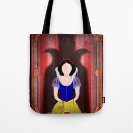 Shadow Collection, Series 1 - Apple Tote Bag