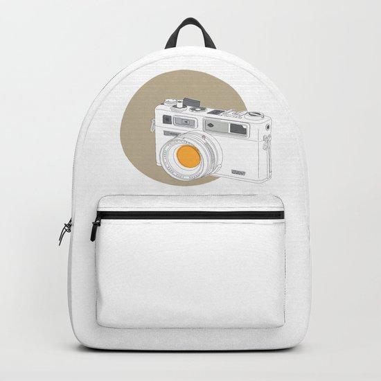Yashica Electro 35 GSN Camera Backpack