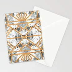 Marble Deco Shade One; Stationery Cards