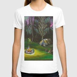 Just Camping T-shirt