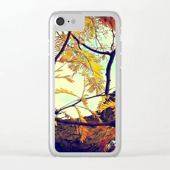 Ascending Clear iPhone Case