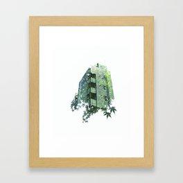 Eukarotes 9 Framed Art Print
