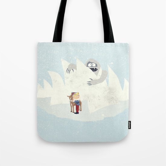 Douse the Light Tote Bag