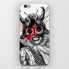 The Baroness iPhone & iPod Skin