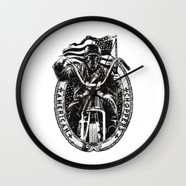 American Choppers, bikers gift Wall Clock