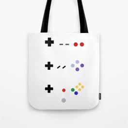 90's gaming Tote Bag