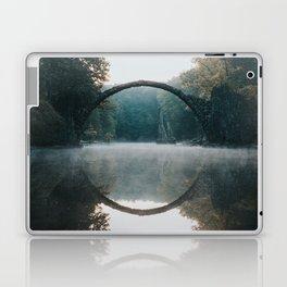 The Devil's Bridge - Landscape and Nature Photography Laptop & iPad Skin