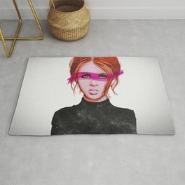 Eternal Gaze  Rug