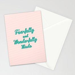 Psalm 139 Stationery Cards
