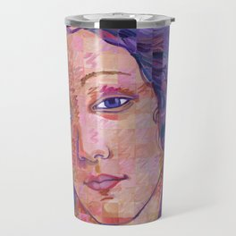 Variations On Botticelli's Venus – No. 2 Travel Mug