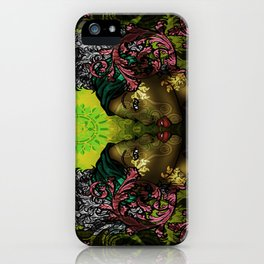 Ital Twins iPhone Case