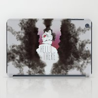 catwoman iPad Cases featuring Catwoman ♥ by KanaHyde