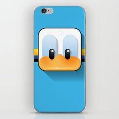 donald duck iPhone & iPod Skin
