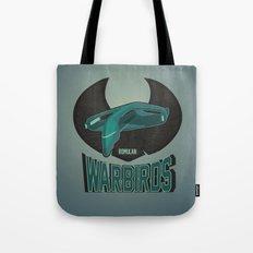 Romulan Warbirds Tote Bag