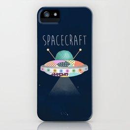 Spacecraft iPhone Case