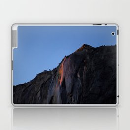 Horsetail Waterfall  Laptop & iPad Skin