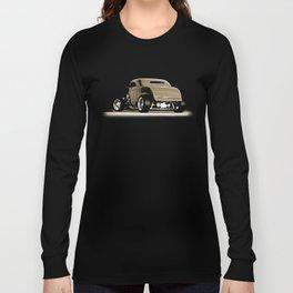 1932 Ford Hot Road Sepia Long Sleeve T-shirt