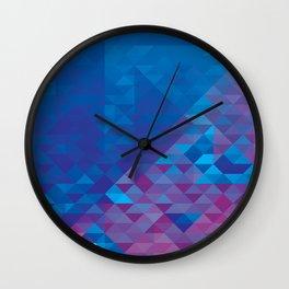 ▼▲▽△ Wall Clock