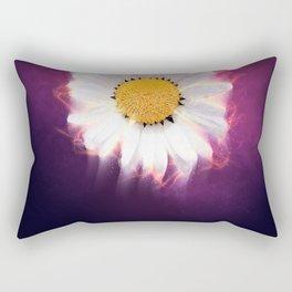 trippin' daisy Rectangular Pillow