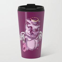 Angel Pig Travel Mug