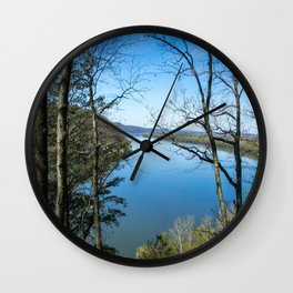 Through to the Susquehanna Wall Clock