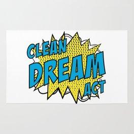 Clean Dream Act Rug