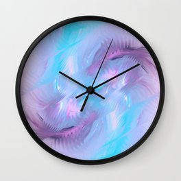 Lashes chemistry Wall Clock