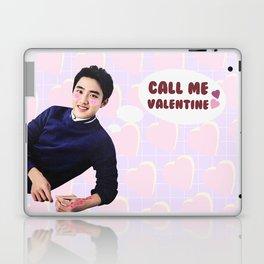 Call Me Valentine - Kyungsoo Laptop & iPad Skin
