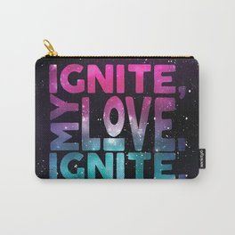 Shatter Me - Ignite, My Love Carry-All Pouch