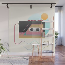 Summer Rhythm Wall Mural