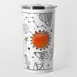 lockep up the space Travel Mug