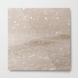 Shimmering Sands Metal Print