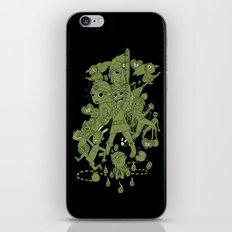 Hylian Pilgrim iPhone & iPod Skin