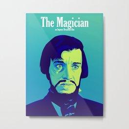Ingmar Bergman's 'The Magician'  Metal Print