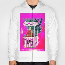 Free Kiss - Magic Universe Serie Hoody