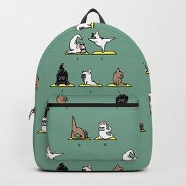 Be Still Alphabet Backpack