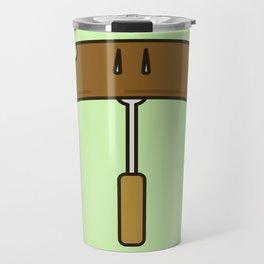 Sad sausage Travel Mug