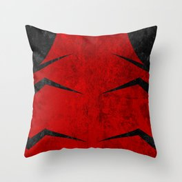 Aqua Lad Throw Pillow
