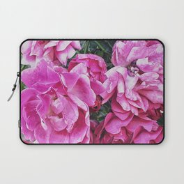 Be Careful With My Petals Laptop Sleeve