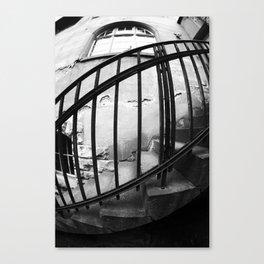 Bannister Canvas Print