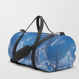 Snowy Wonderland Duffle Bag