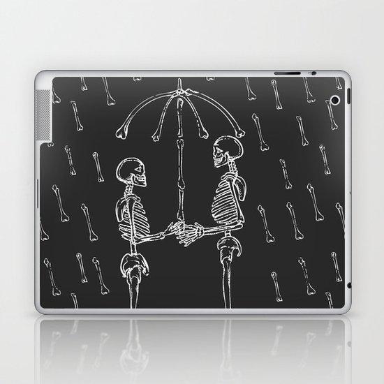 Raining Bone Laptop & iPad Skin