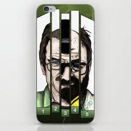 The Self-Destruction of W.W. iPhone Skin
