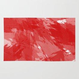 RED HOT CHILI PRINT Rug