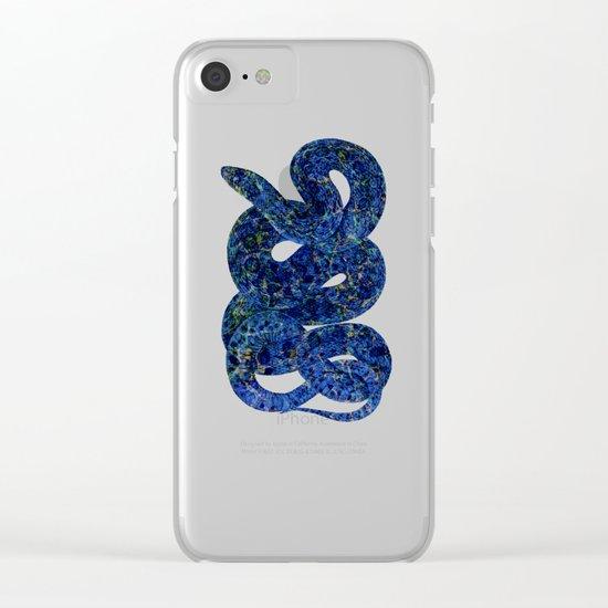 Cobra Clear iPhone Case