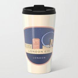 London Eye 2 Metal Travel Mug