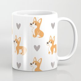 Corgi Pups Coffee Mug
